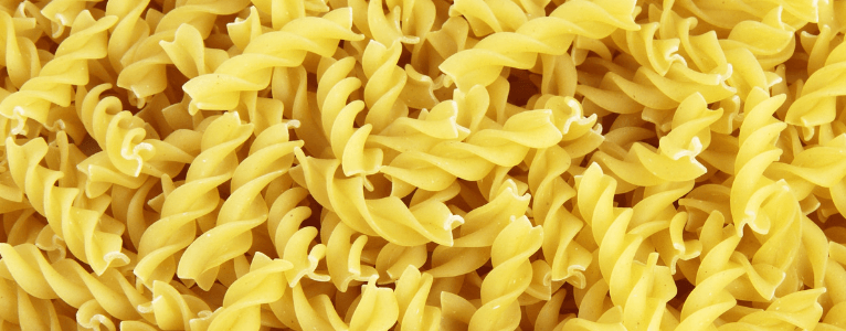 Pasta is viewed as a hallmark of the lunch break - but should it be?