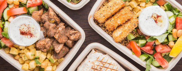 Smunch bietet sich als eine kosteffiziente Lösung für Ihr Team-Lunch an