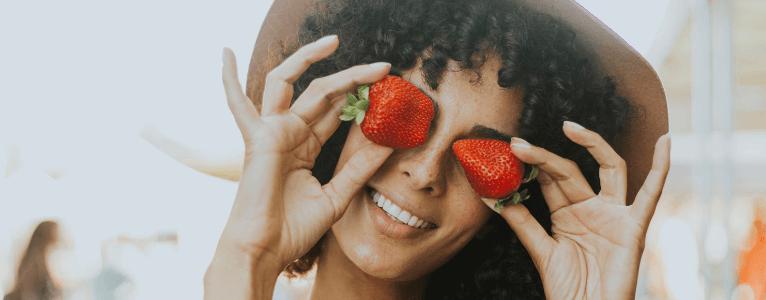 Strawberry Eyes