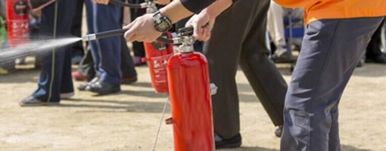 Brandschutzschulung
