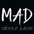 MAD about Juice Logo