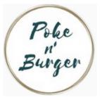 Poke n Burger Logo
